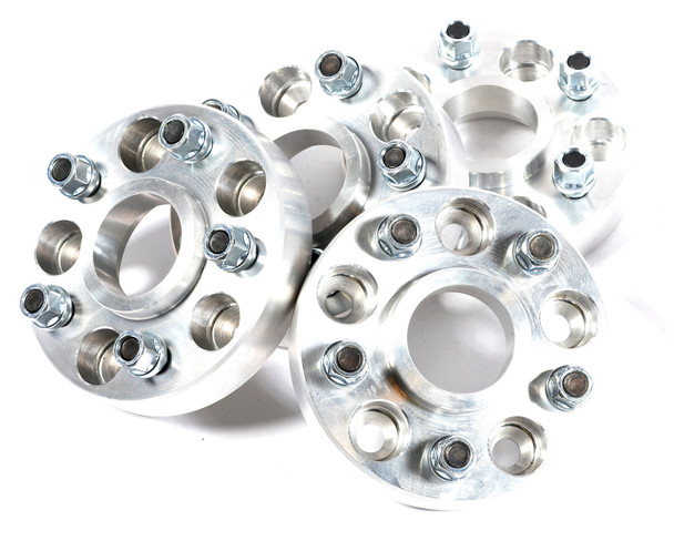 JGS4x4   Land Rover Discovery 4 L319 Wheel Spacers 30mm Alloy TERRAFIRMA - TF303