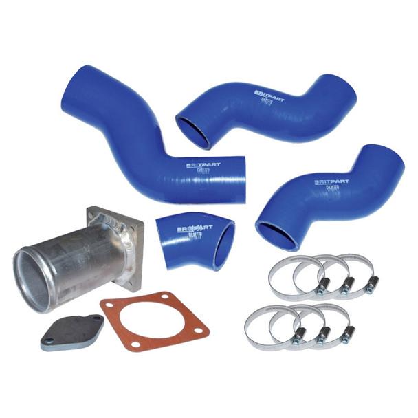 Discovery 2 EGR Blanking & Silicone Hose Kit - DA1109DIS