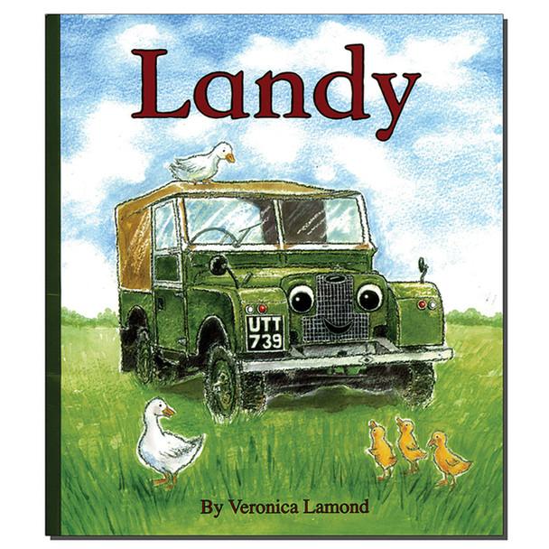 Landy Charming Hardback Book V.LAMOND - LANDY