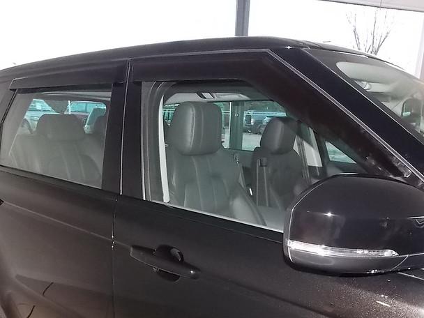 JGS4x4 | Land Rover Range Rover Sport L494 Window Wind Deflector Set - DA6107