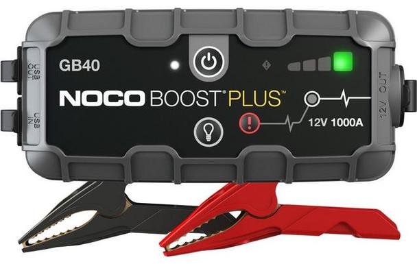 NOCO GB40 Genius Boost Plus 1000 Amp 12V UltraSafe Lithium Jump Starter