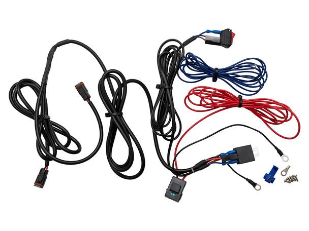 JGS4x4 | Universal Auxiliary Light Wiring Harness Kit - DA6619