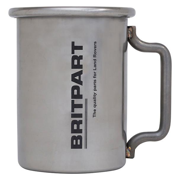 Defender Exhaust Style Stainless Steel Mug Single - DA1511