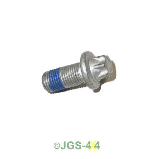 JGS4x4   Land Rover Discovery 3 & 4 Rear Of Rear Propshaft Flanged Torx Bolt - TYG500130