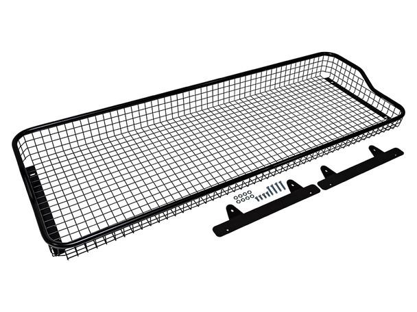 JGS4x4 | Land Rover Defender 2020 110 Mesh Boot Basket Luggage Rack Shelf - DA2902