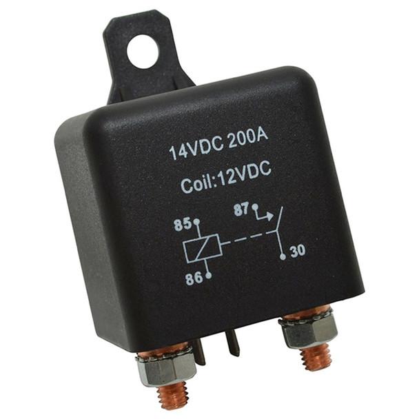 Heavy Duty 200A Split Charge Relay - DB1500
