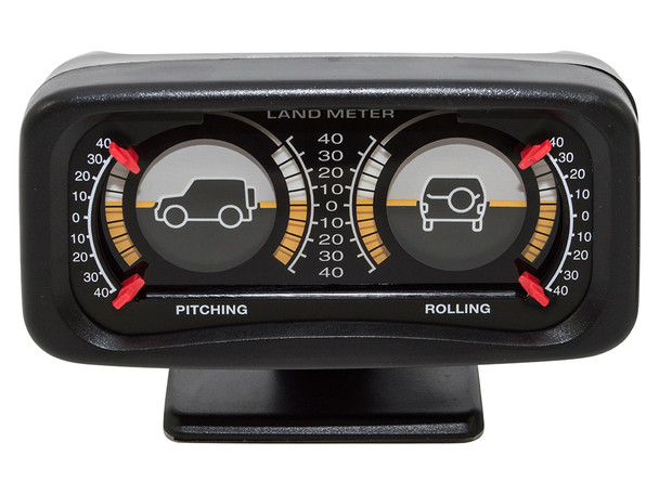 JGS4x4 | Land Rover Off Road 4x4 Inclinometer Land Gauge - DA1003