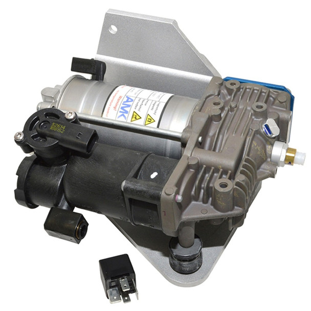 JGS4x4 | Land Rover Discovery 3 L319 Air Suspension Compressor Genuine AMK - LR078650