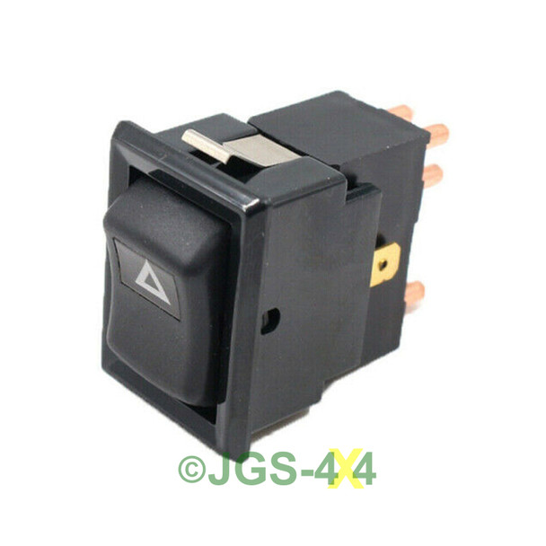 JGS4x4 | Defender 90 110 Hazard Warning Lamp Switch - YUF101490