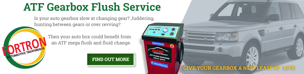 JGS4x4 Automatic Gearbox ATF Megaflush Service