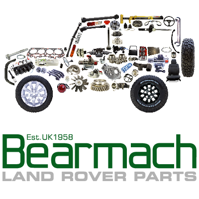 Bearmach Land Rover parts and accessories since 1958
