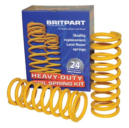 JGS4x4 | Stockists of Britpart parts and accessories