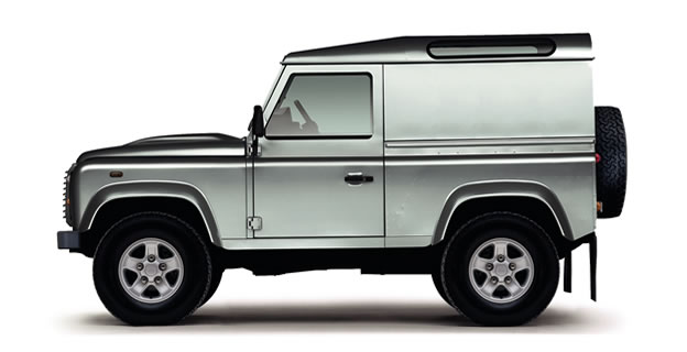 Land Rover Defender parts and accessories from JGS4x4