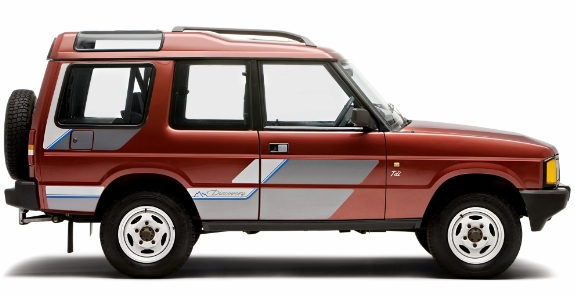 Land Rover Discovery 1 parts and accessories from JGS4x4