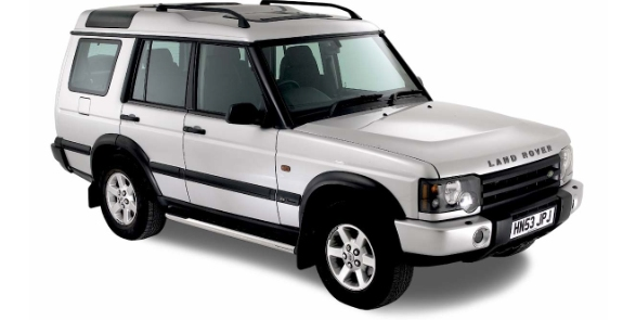 Land Rover Discovery 2 parts and accessories from JGS4x4
