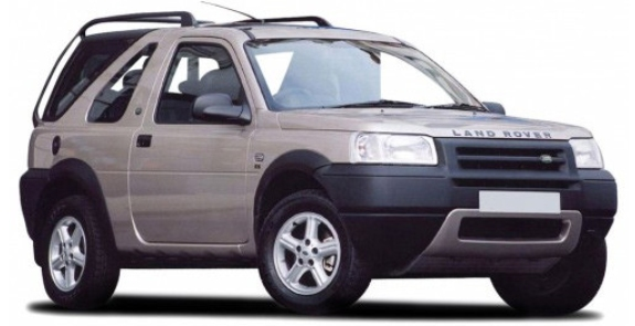 Land Rover Freelander 1 parts and accessories from JGS4x4