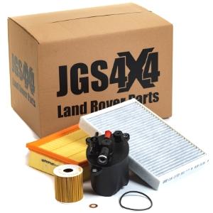 JGS4x4 | Land Rover service filter kits.