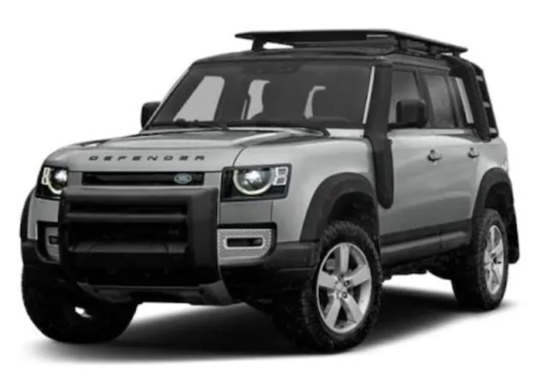 New Defender 2020 Parts and Accessories from JGS4x4