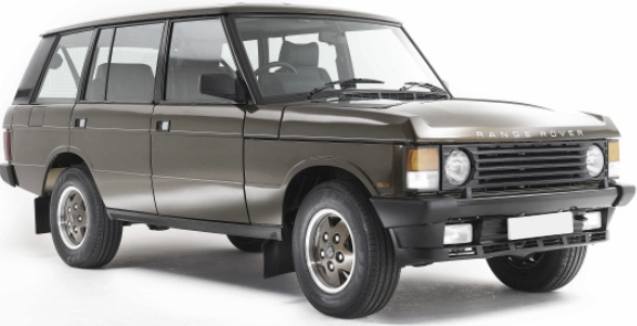 Range Rover Classic parts and accessories from JGS4x4