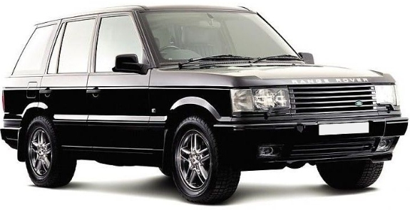 Range Rover P38 parts and accessories from JGS4x4