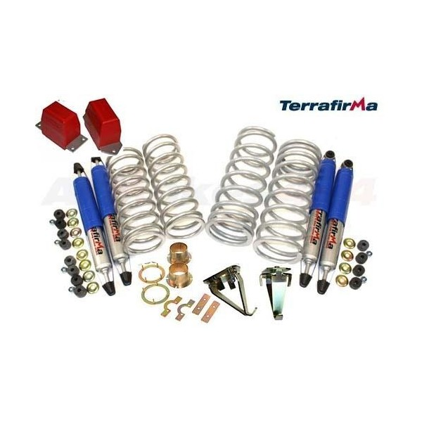 Terrafirma 4x4 Accessories