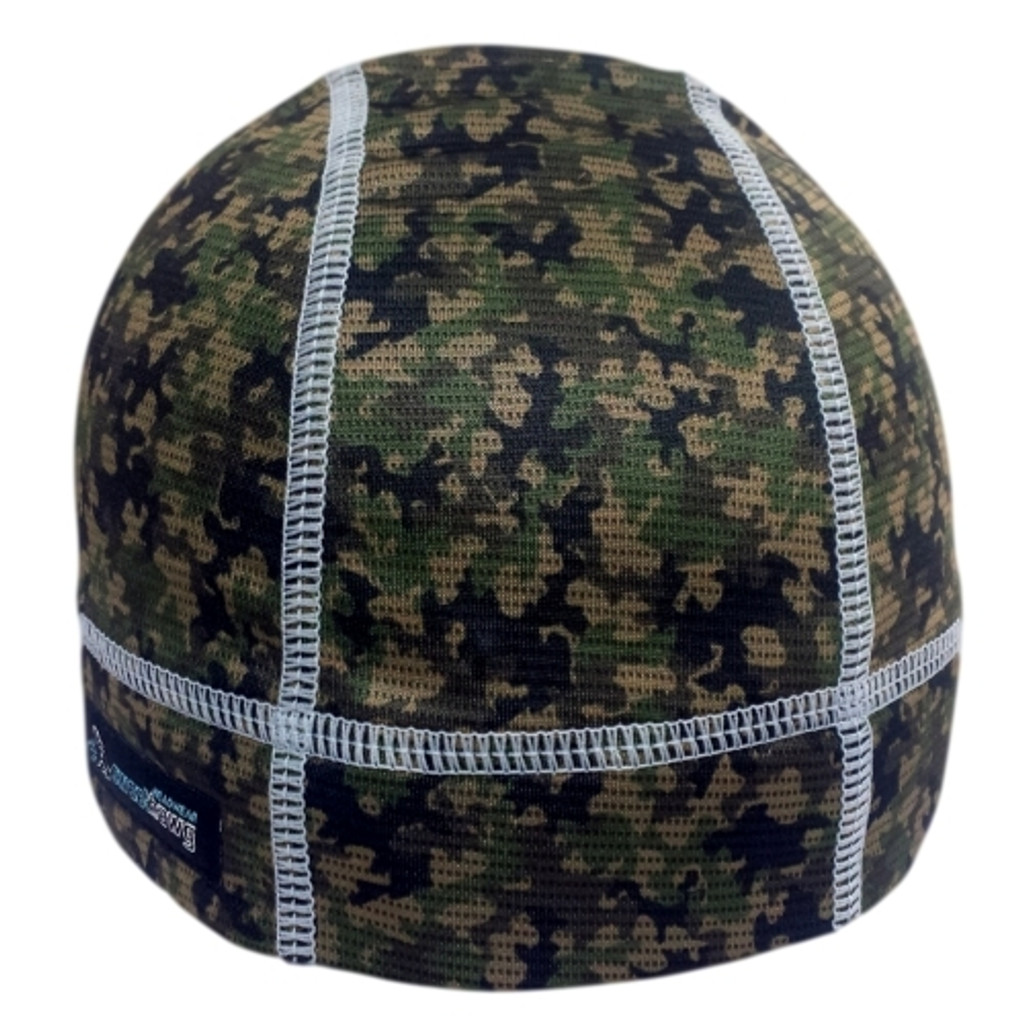 SweatHawg Skull Cap in Camo