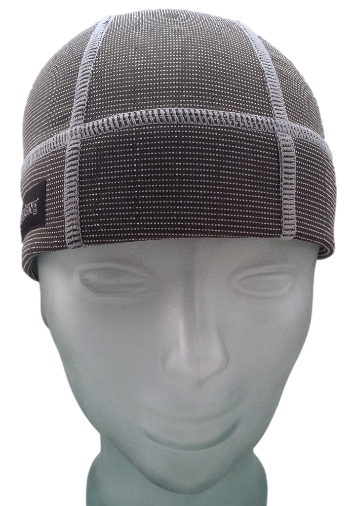 Stormy Grey SweatHawg Skull Cap