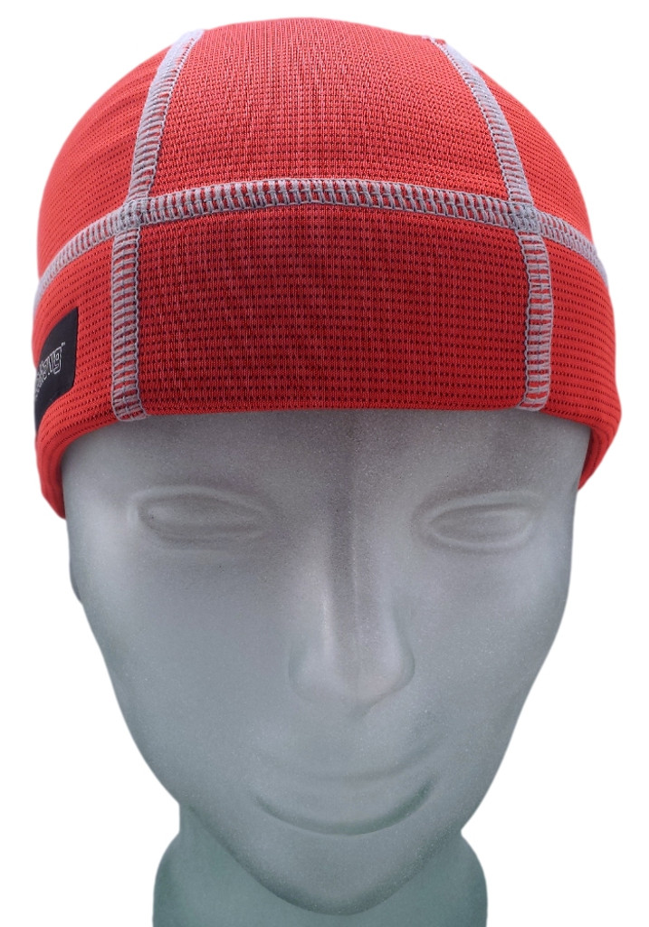 Firecracker Red SweatHawg Skull Cap