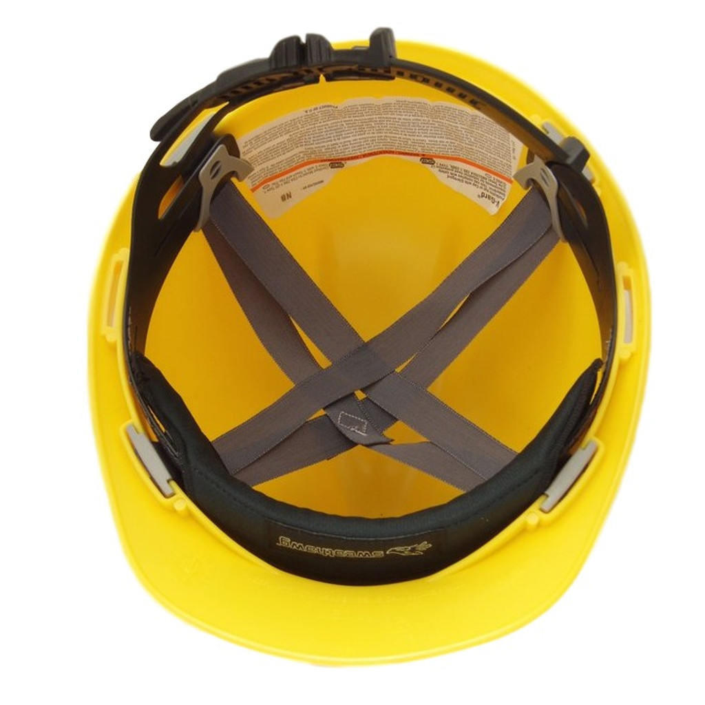 Inside Hard Hat (hard hat not included in sale)