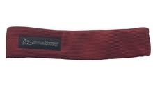 SweatHawg Headband - Burgundy