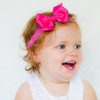 Lori. Boutique Toddler Hair Bow Pack. 4-headband Value Pack.