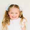 Elizabeth. Gingham Big Hair Bows or Stretchy Baby Bow Headbands.