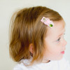 Madeline. Small Baby Flower Hair Clip