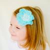 Emerson. Large Dressy Flower Hair Clip