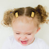 Toddler Barrette Buttercup Ruffles