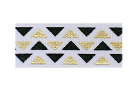 Toddler Barrette Pennant Party