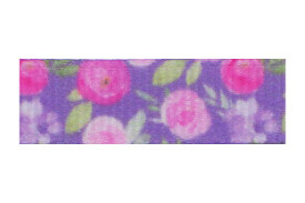 Purple Pink Passion Baby Barrette