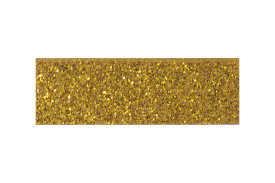 Gold glitter baby hair clips