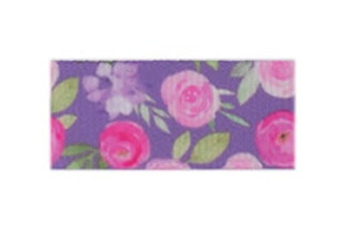 Toddler Barrette Purple Pink Passion