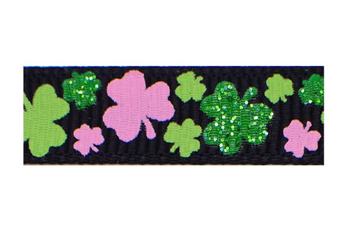 Your little girl won't get pinched with this cute clip for St Patrick's Day!
