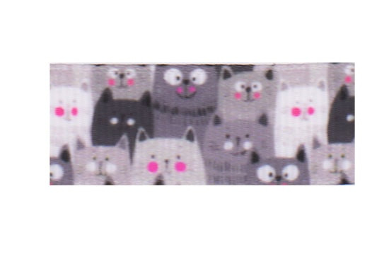 Kitty Cat Hair clips for toddlers