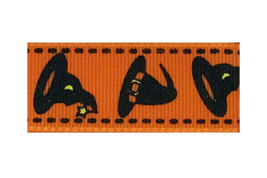 Our which witch toddler barrette is the perfect halloween hair clips for your little witch lover!