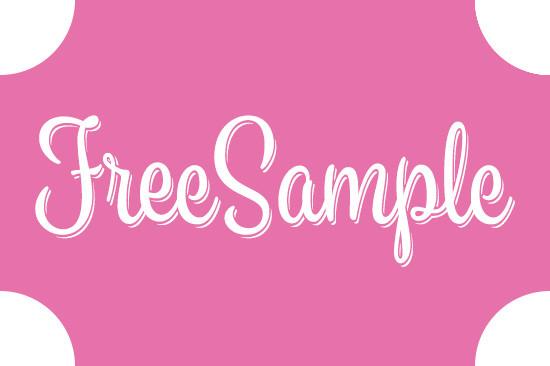 FREE! Sample Hair Clip