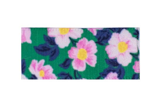 Toddler Barrette Emerald Isle Floral