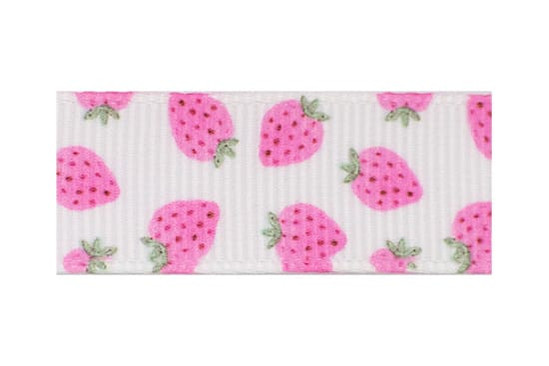 Toddler Barrette Very Berry