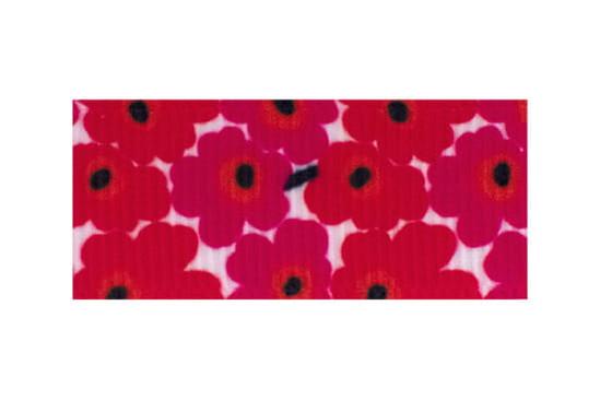 Toddler Barrette Mari Mayflower Red