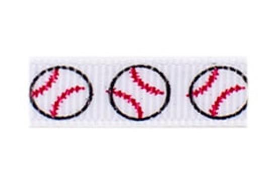 Baseball and Softball Fan Baby Barrette