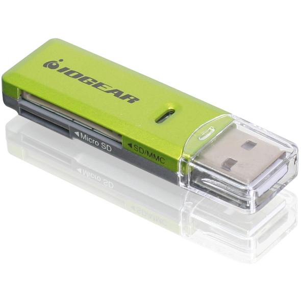 IOGEAR GFR204SD Flash Card Reader/Writer - GFR204SD