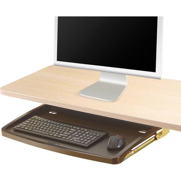 Kensington Underdesk Comfort Keyboard Drawer with Smartfit System - K60004US