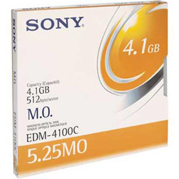 "Sony 5.25"" Magneto Optical Media - EDM4100CWW"